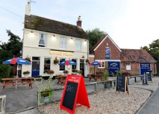The Kings Head - Shadoxhurst