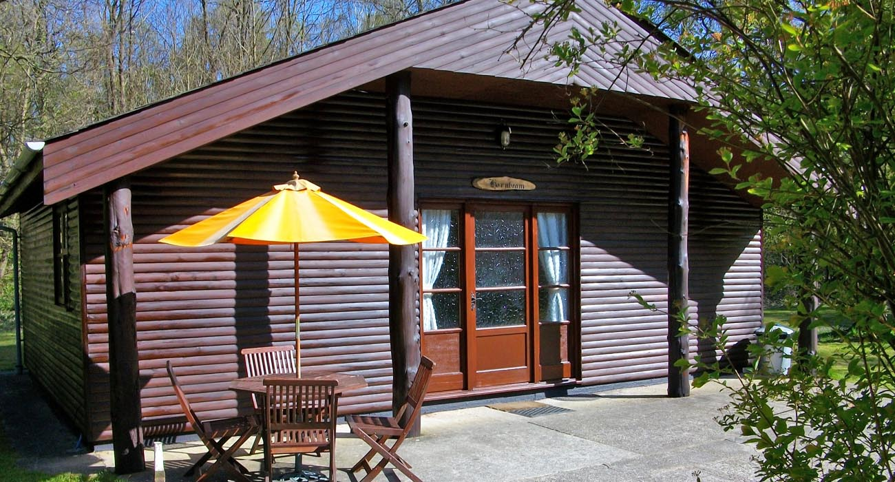 Ashford, Kent wooden lodges, sleeps 2, 3, 4