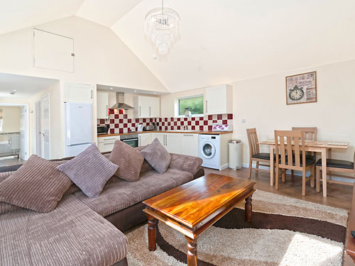 Kent long term self catering accommodation